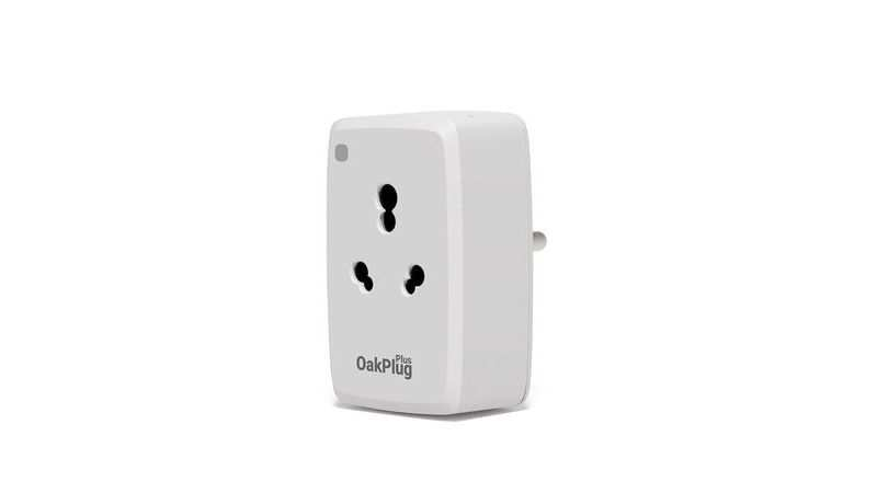 Oakter 16 Amp Wi-Fi Smart Plug: Available at Rs 999 (Discount of Rs 3,491)