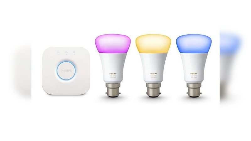 Philips Hue smart light starter kit: Available at Rs 10,999 (Discount of Rs 9,751)