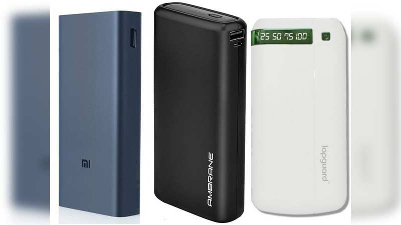Amazon Great Indian Festival sale: 7 power banks you can buy under Rs 2,000