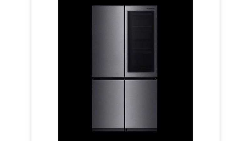 LG 984 L InstaView Door-in-Door Counter-Depth Refrigerator: Available at Rs 4,74,900 (Discount of Rs 1,24,100)