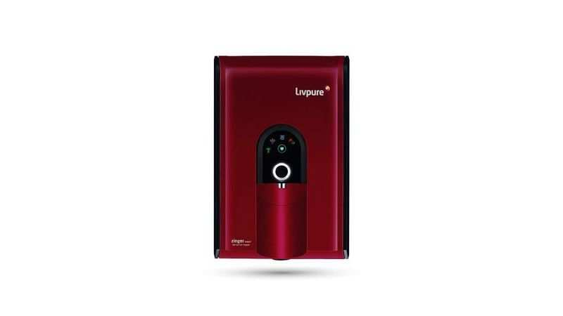 Livpure Zinger Smart IOT enabled water purifier: Available at Rs 15,999 (Discount of Rs 8,991)