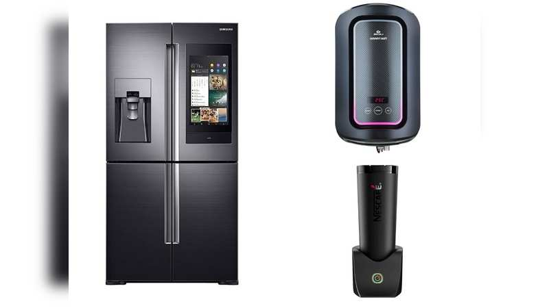 Amazon sale: Discounts on internet-enabled geysers, refrigerators, coffee maker and more
