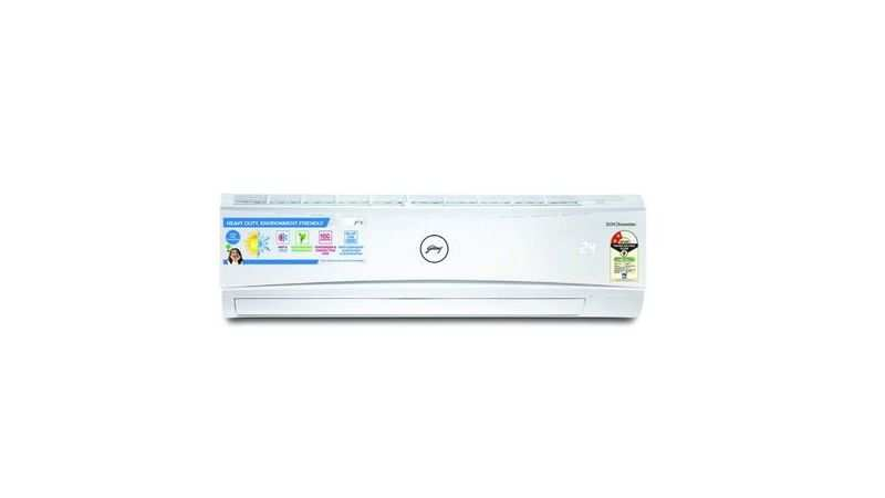 Godrej 1.5 Ton 2 Star Hot and Cold Split AC: Selling at Rs 26,990 (51% discount)