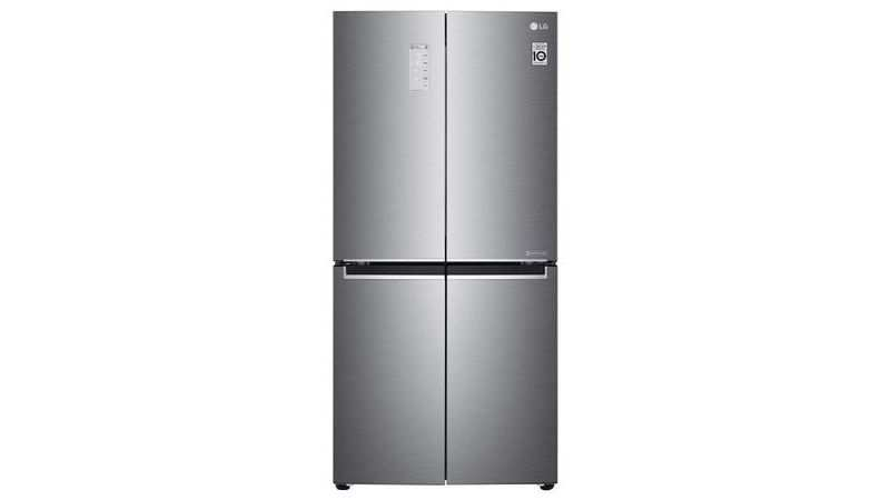 LG 594 L Inverter Wi-Fi Frost-Free Side-By-Side Refrigerator: Selling at Rs 94,900 (39% discount)