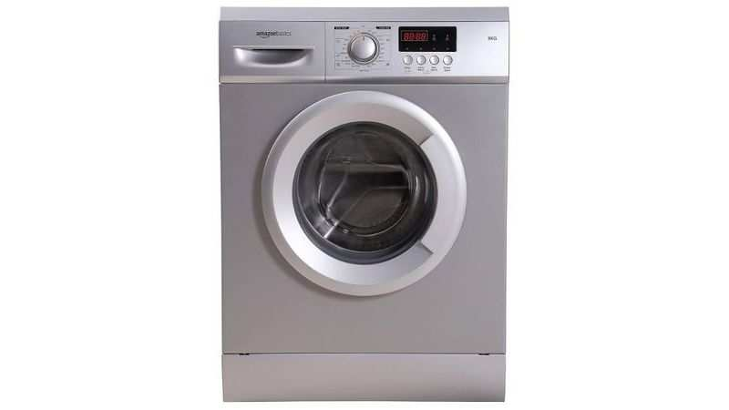 AmazonBasics 6 kg Fully-Automatic Front Load Washing Machine: Selling at Rs 13,999 (56% discount)