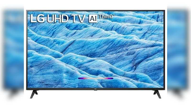 LG 164 cm (65 inches) 4K Ultra HD Smart IPS LED TV: Selling at Rs 82,990 (41% discount)