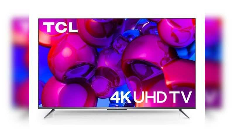 TCL 108 cm (43 inches) AI 4K Ultra HD Certified Android Smart LED TV: Selling at Rs 28,999 (52% discount)