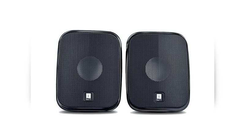 iBall Decor 9-2.0 USB powered computer multimedia speakers: Available at Rs 439 (original price Rs 799)