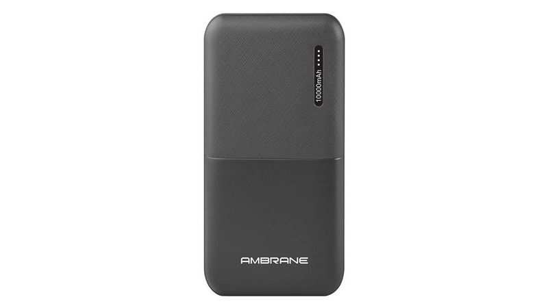 Ambrane 10000mAh power bank: Available at Rs 449 (original price Rs 1,499)