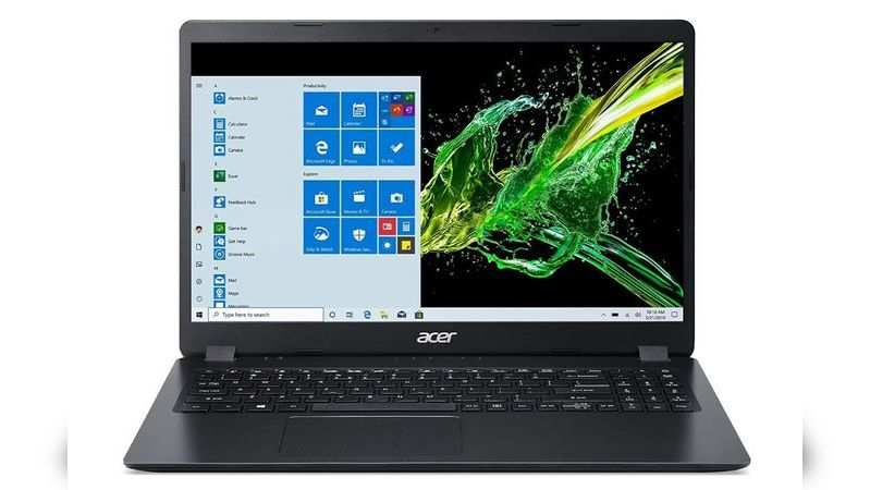 Acer Aspire 3: Available at Rs 39,999 (original price Rs 49,232)