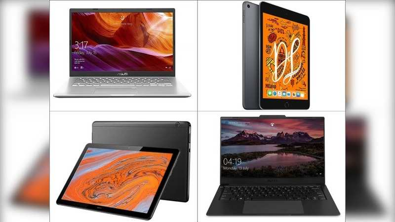 Amazon sale: Discounts on 'bestseller' laptops and tablets from Samsung, Lenovo, Asus and more