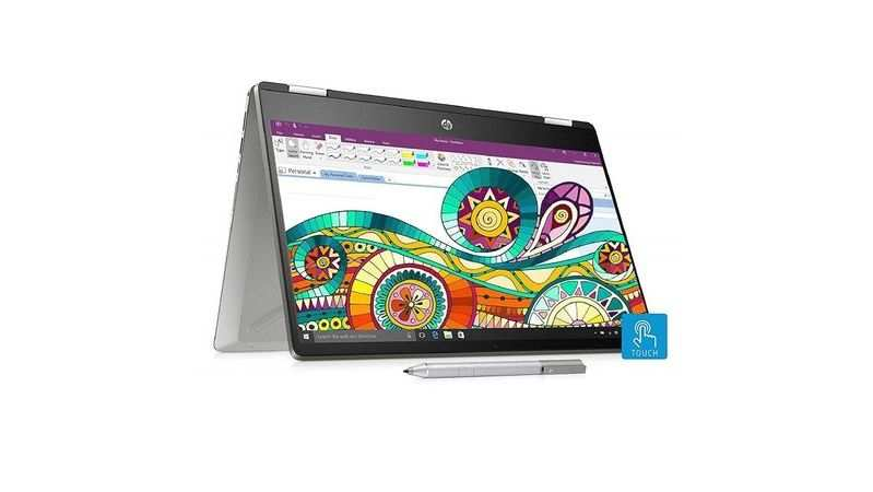 HP Pavilion x360: Available at Rs 83,990 (original price Rs 98,242)