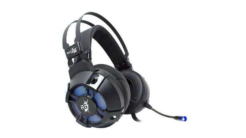 Redgear Cosmo 7.1 USB wired gaming headphones: Available at Rs 1,999 (Discount of Rs 1,000)