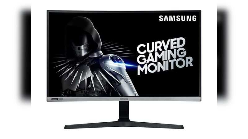 Samsung 27 inch curved gaming monitor: Available at Rs 25,999 (Discount of Rs 19,001)