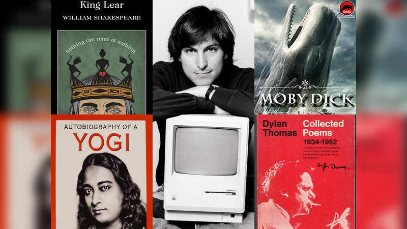 9 books that 'influenced' Apple co-founder Steve Jobs