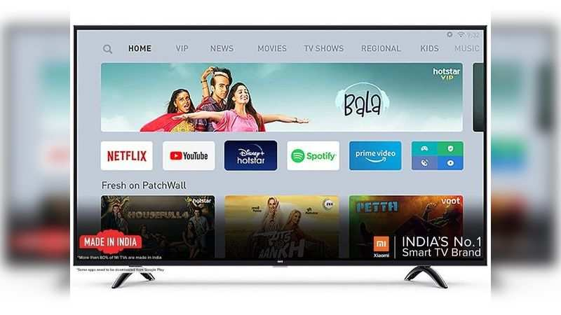 Xiaomi Mi TV 4A Pro HD Ready Android LED TV: Available at Rs 13,499