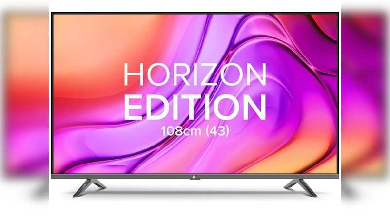 MI TV 4A Horizon Edition 43-inch Full HD Android LED TV: Selling at Rs 23,499 (Discount of Rs 2,500)