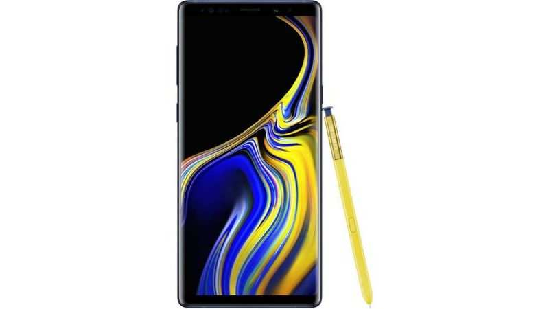 Samsung Galaxy Note 9 exchange value: Up to Rs 18,395