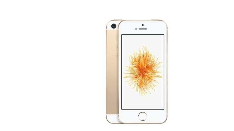 iPhone SE (1st Generation) exchange value: Up to Rs 5,000