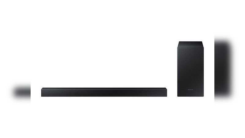 Samsung T45E 2.1 Channel Soundbar: Available at Rs 9,999; originally Rs 19,999