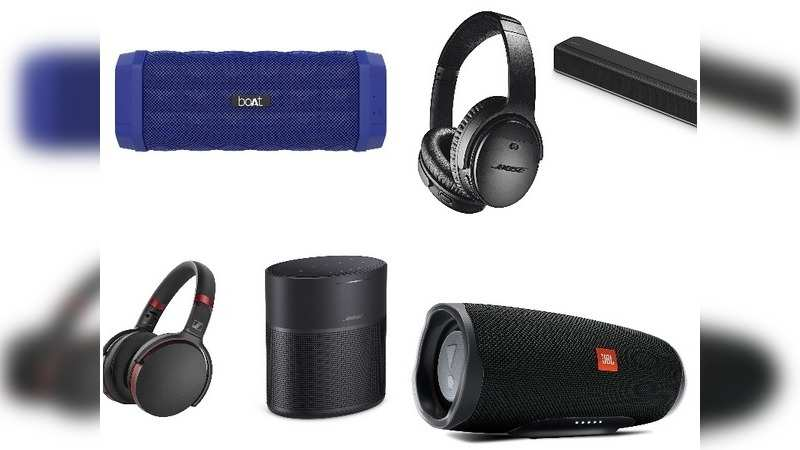Amazon sale: Get up to 75% off on headphones and speakers