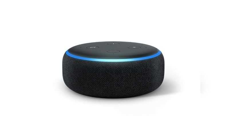 Amazon Echo Dot (3rd Gen) smart speaker with Alexa is selling at Rs 2,249 with 50% discount