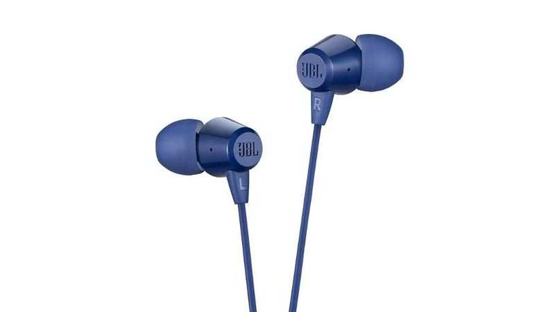 ​JBL C50HI earphones: Available at Rs 449 after a discount of Rs 550