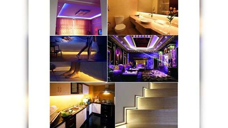 Global Tech waterproof Wi-Fi RGB LED strip for home decoration: Available at Rs 2,285 (discount of Rs 1,714)