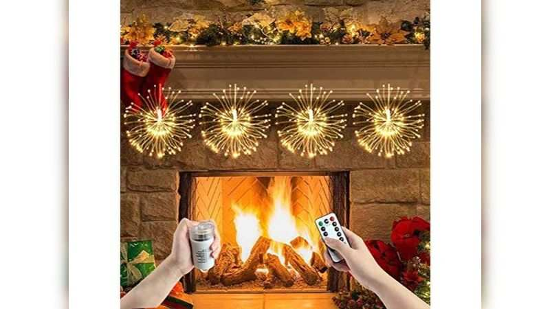 Mixen firework lights with remote: Available at Rs 999 (discount of Rs 1,000)