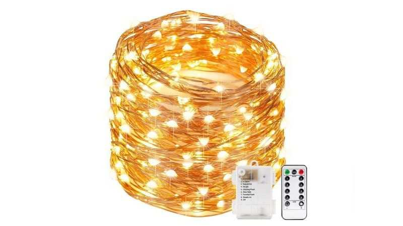 Xergy 10M 100 LED fairy string lights: Available at Rs 579 (discount of Rs 1,420)