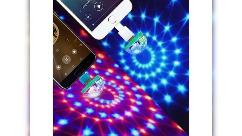 Sunrise CarFrill Minge USB party lights: Available at Rs 239 (discount of Rs 760)