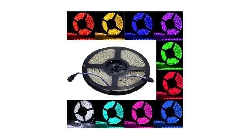 Mufasa waterproof LED strip with remote: Available at Rs 749 (discount of Rs 250)
