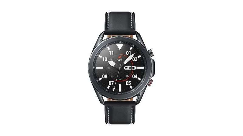 Samsung Galaxy Watch 3 45mm Bluetooth smartwatch: Available at Rs 29,990