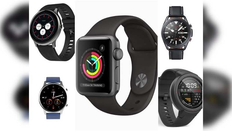 Amazon sale: Offers on smartwatch from Samsung, Apple and other brands