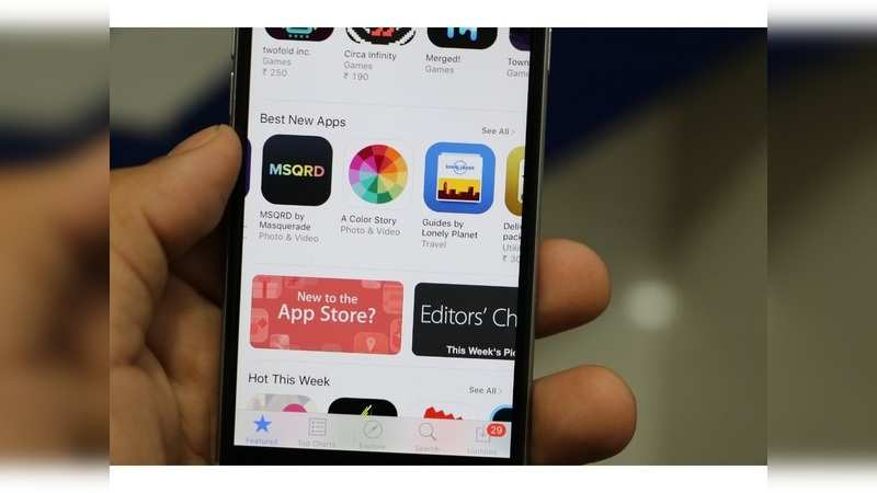 Apple's Services business — includes App Store, Apple Music and others — set an all-time revenue record for the quarter and garnered $14.5 billion.