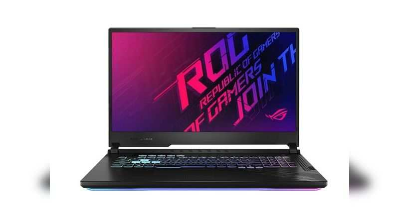 Asus ROG Strix G17 is selling at Rs 1,04,990 with a discount of Rs 38,000