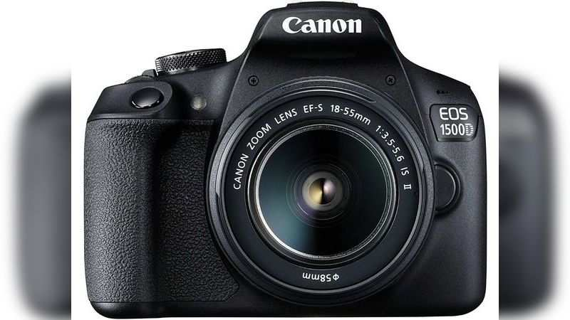 ​Canon EOS 1500D 24.1 digital SLR camera: Available at Rs 24,990 (discount of Rs 10,004)