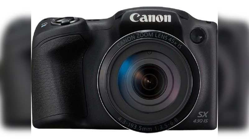 ​Canon PowerShot SX430 IS 20MP digital camera: Available at Rs 14,498 (discount of Rs 2,197)