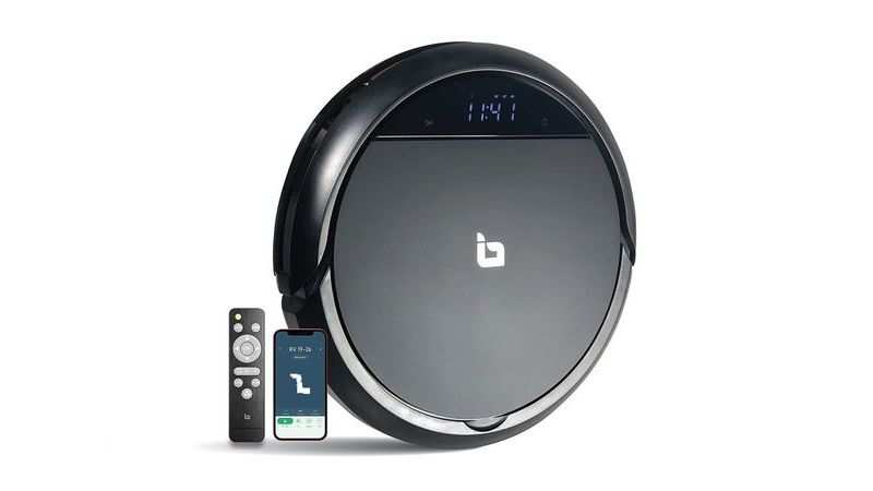 ​iBELL Robotic vacuum cleaner: Available at Rs 12,599 (discount of Rs 24,401)