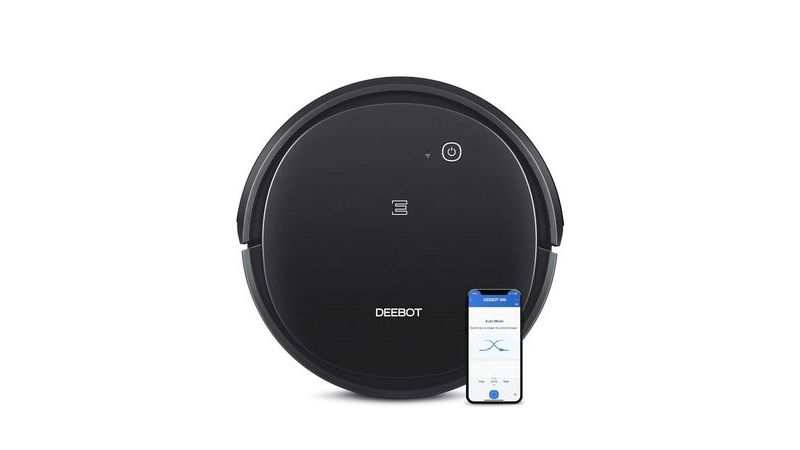 ​Deebot 500 Robots vacuum cleaner: Available at Rs Rs 12,600 (discount of Rs 15,300)