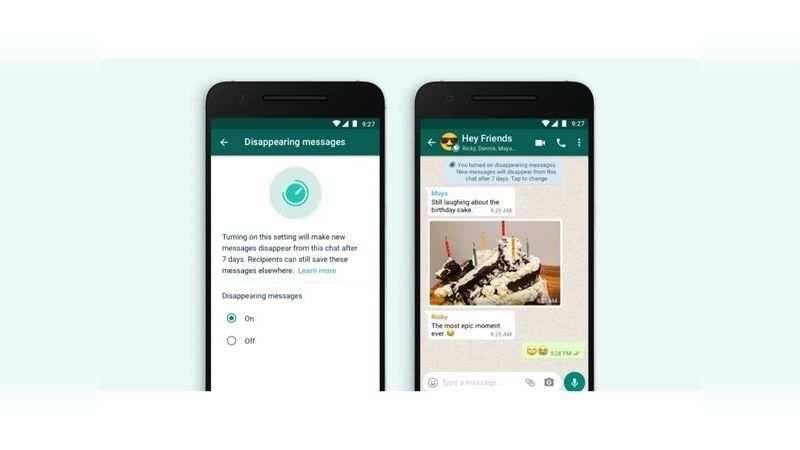 How 'WhatsApp disappearing messages' compare to Telegram, Signal and more