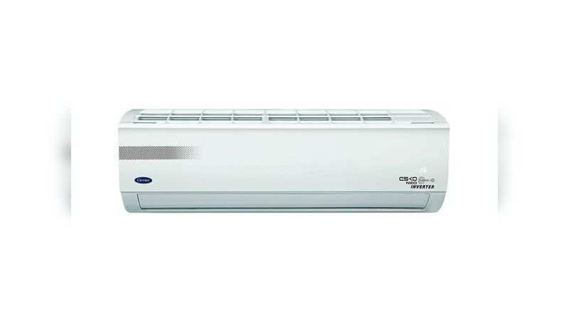 ​Carrier 1.5 Ton 5 Star Inverter Split AC: Selling at Rs 36,999 (38% discount)
