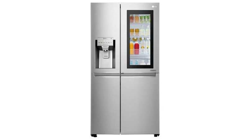 ​LG 668 L InstaView Door-in-Door inverter linear Side-by-Side Refrigerator: Selling at Rs 1,44,990 (25% discount)