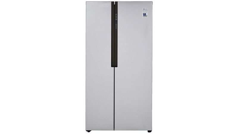 ​Haier 565 L Inverter Frost-Free Side-By-Side Refrigerator: Selling at Rs 52,990 (50% discount)