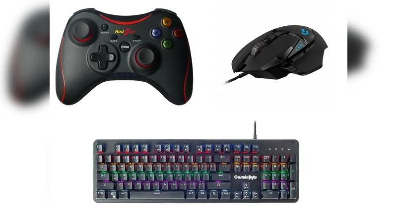 Amazon sale: Get gaming accessories with up to 38% off in Deal of the Day