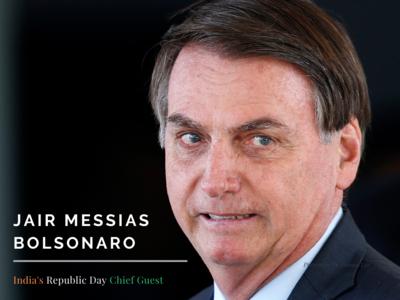 Who is Brazilian President Jair Messias Bolsonaro - India's Republic Day Chief guest