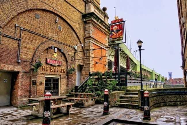 The Banker pub
