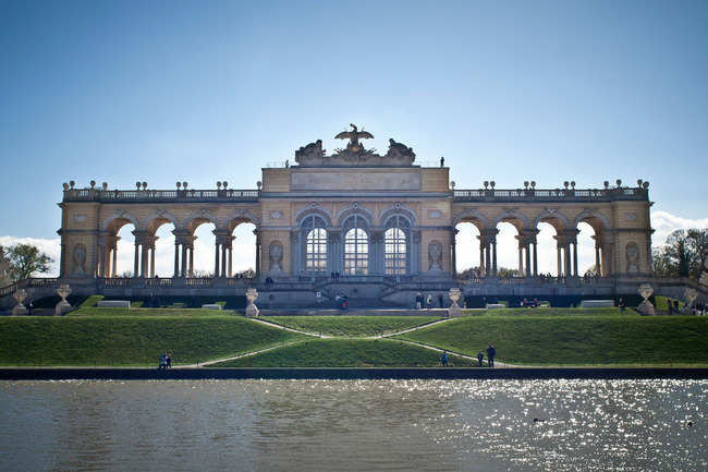 Experience the charm of the new olde city—Vienna