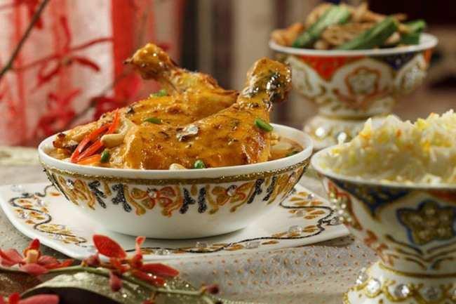 The most opulent restaurant in India: 1135AD, Jaipur