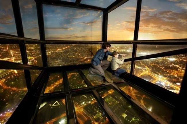 Eureka Skydeck: The Edge
